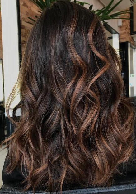 Brown Hair With Highlights You Ll See