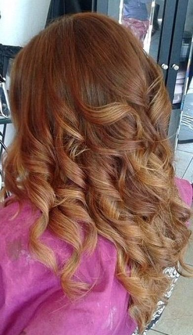 chocolate hair color